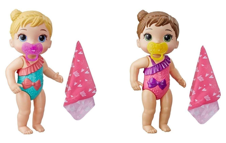 Boneca Baby Alive Bebê Banhos Carinhosos - Hasbro