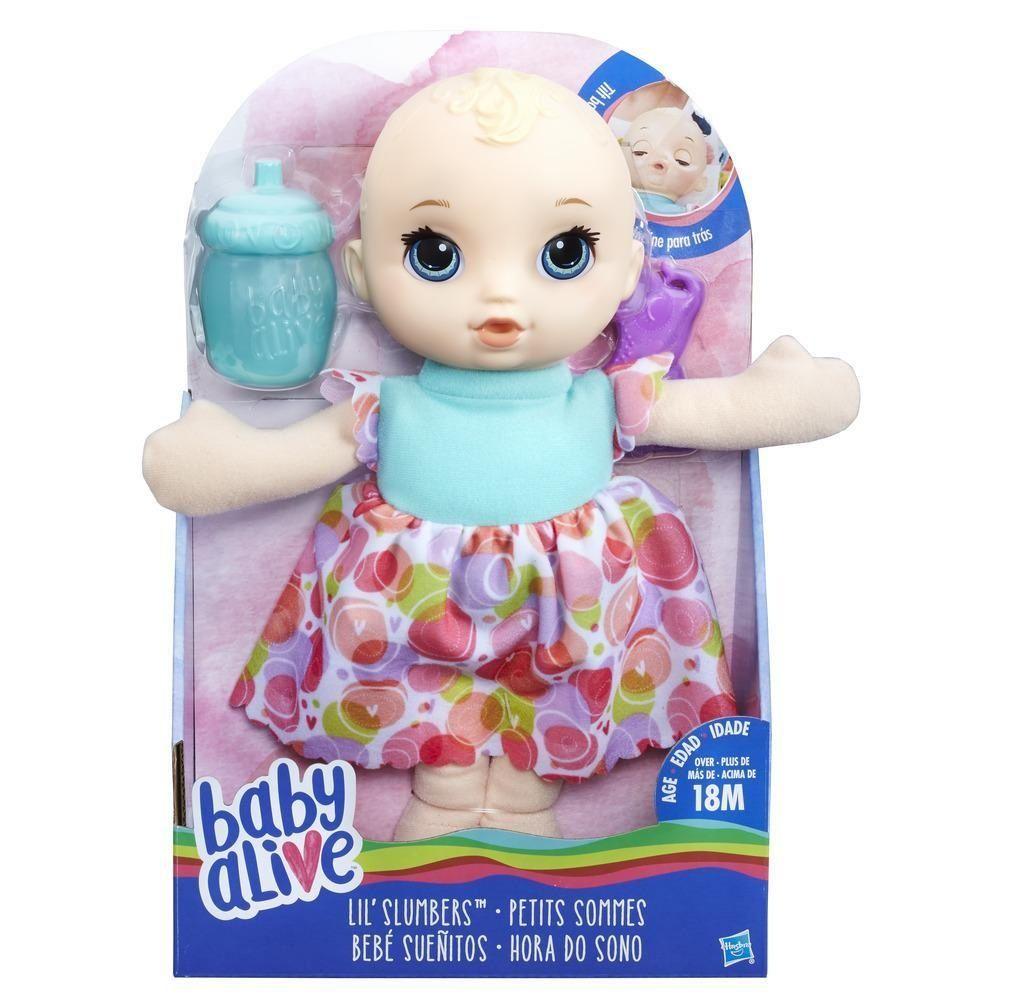 Boneca Baby Alive Hora do Sono Loira - Hasbro