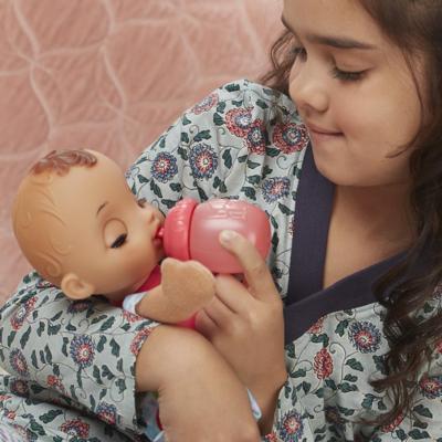 Boneca Baby Alive Hora do Sono Morena - Hasbro