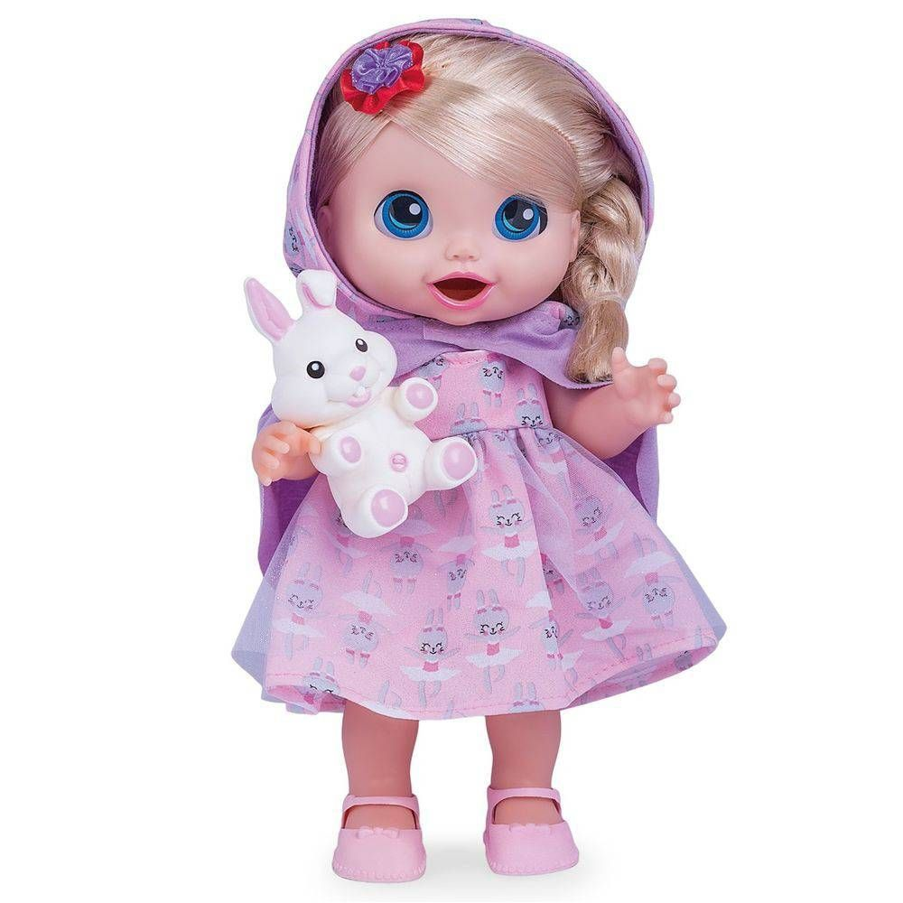 Boneca Babys Collection Contos de Fadas - Super Toys