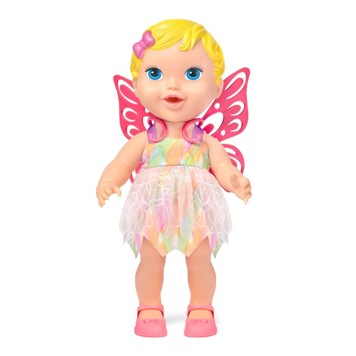 Boneca Babys Collection Fada - Super Toys