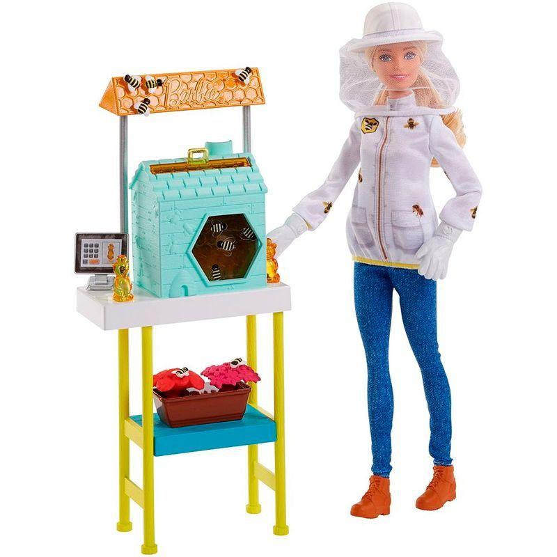 Boneca Barbie Apicultora - Mattel