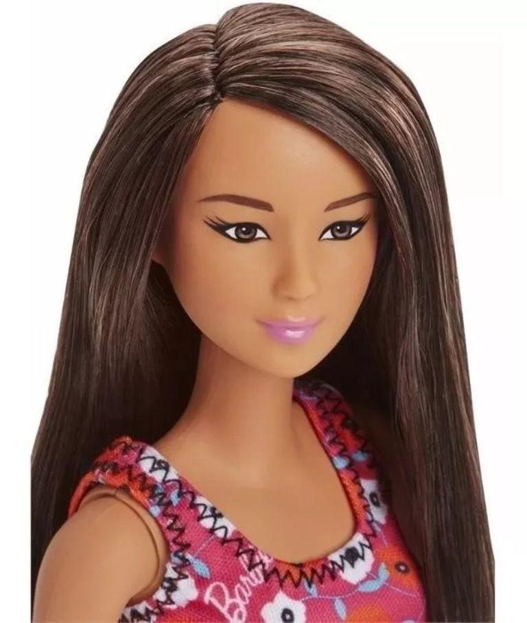 Boneca Barbie Fashion And Beauty - Mattel