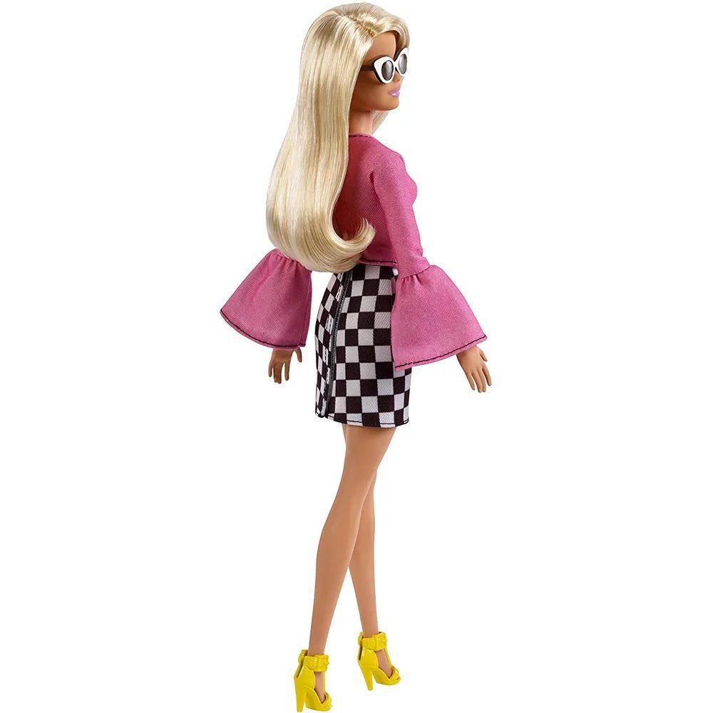 Boneca Barbie Fashionistas - Mattel