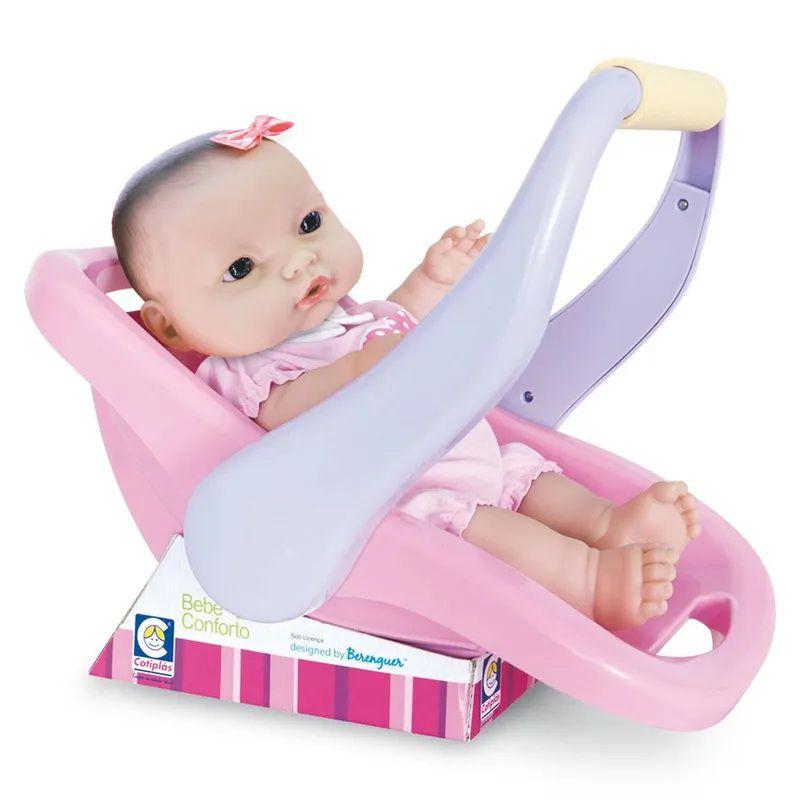 Boneca Bebê Conforto Sortidas - Cotiplás