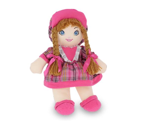 Boneca De Pano Grande Fofy Toys Loja Brinquedos Ha Mais De 4
