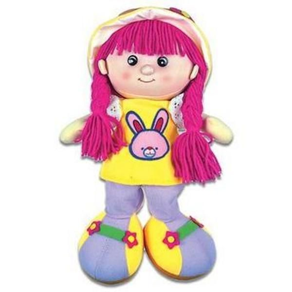 Boneca de Pano Maria Chiquinha Pequena Sortidas - Braskit