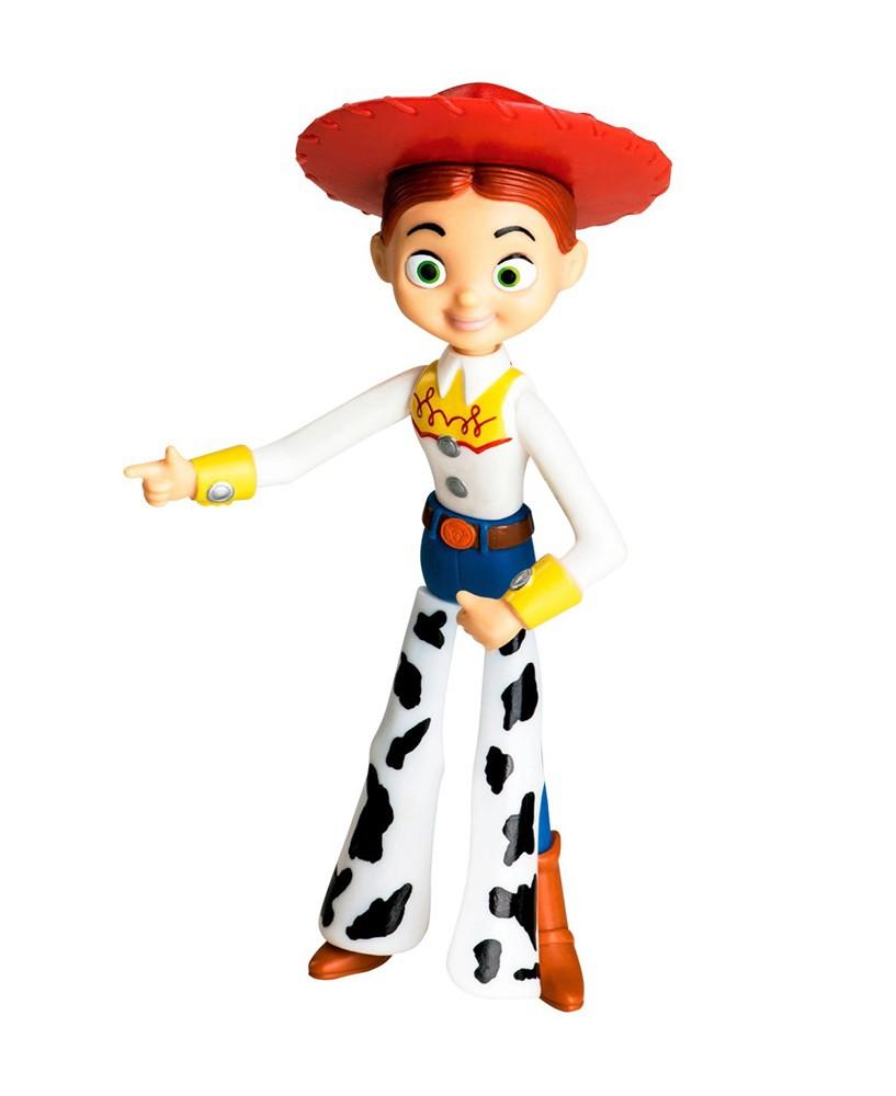 Boneca de Vinil Disney Pixar Toy Story Jessie - Lider Brinquedos