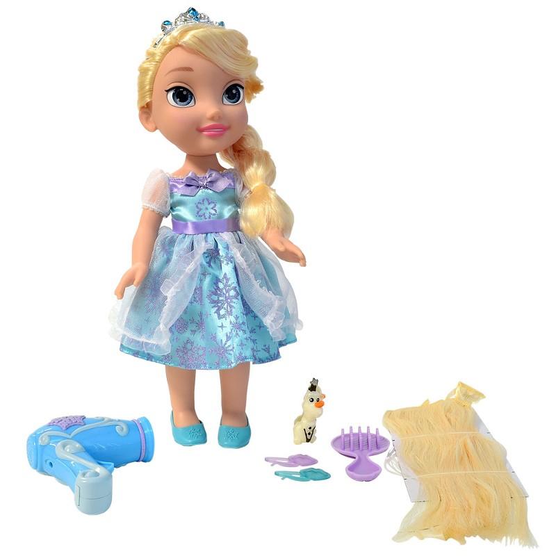 Boneca Disney Frozen Elsa com Kit de Beleza - Sunny