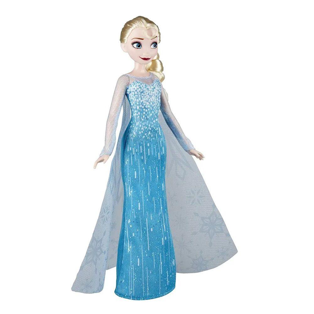 Boneca Disney Frozen Elsa - Hasbro