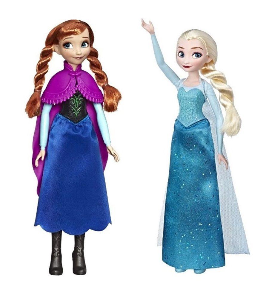 Boneca Disney Frozen - Hasbro