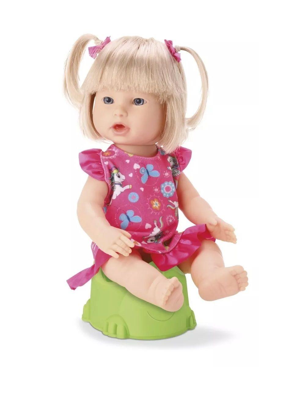 Boneca Diver Dolls Bebê Peniquinho - Diver Toys