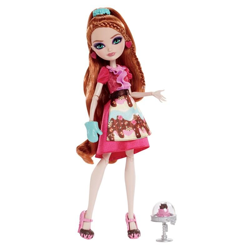 Boneca Ever After High Cobertas de Doce Holly OHair - Mattel