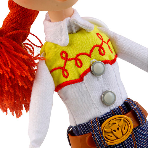 Boneca Jessie Toy Story 3 com Sons do Filme - Mattel