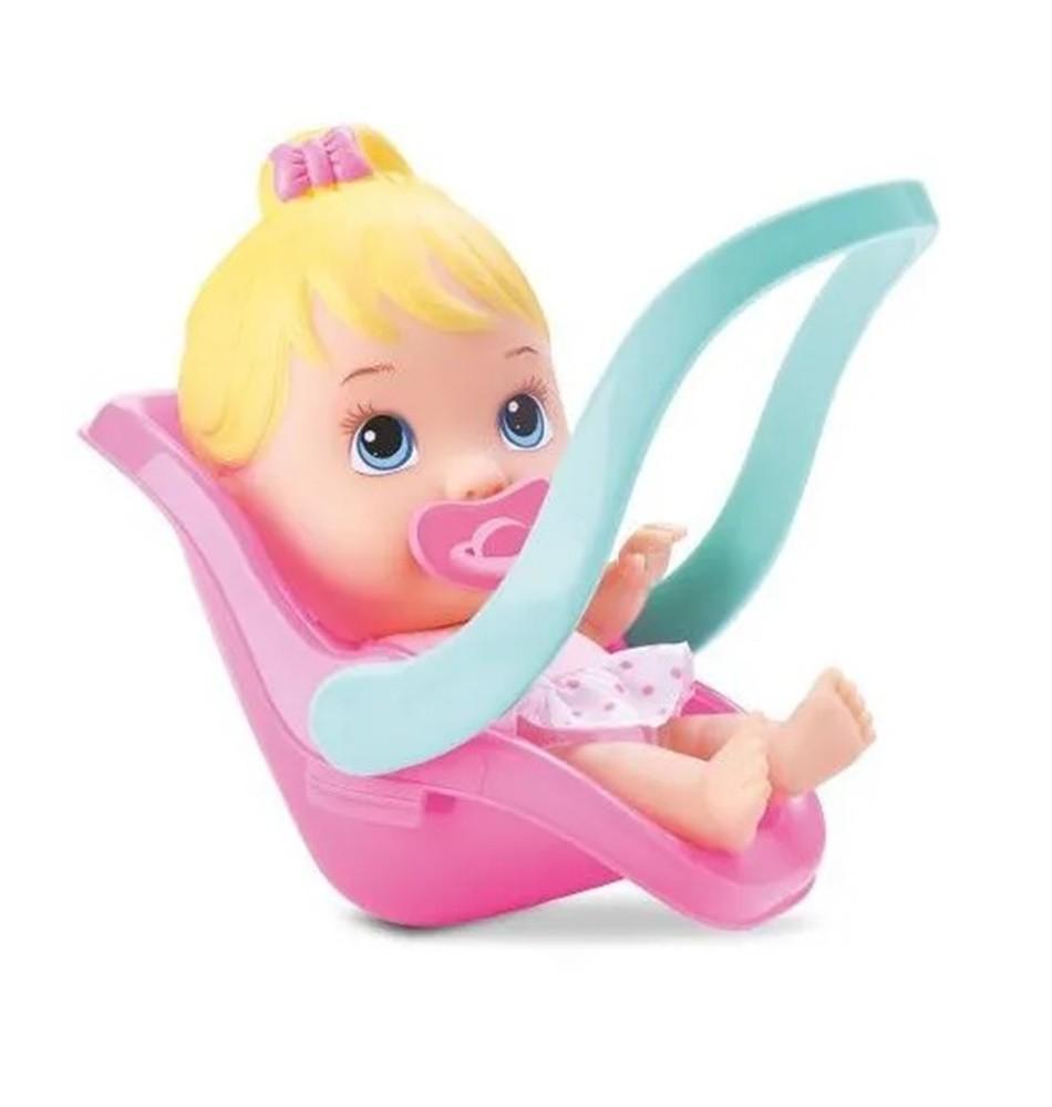 Boneca Little Dolls Conforto - Diver Toys