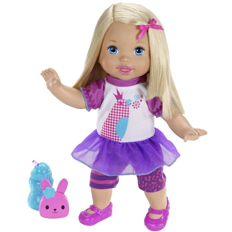 Boneca Little Mommy Fala Comigo - Mattel