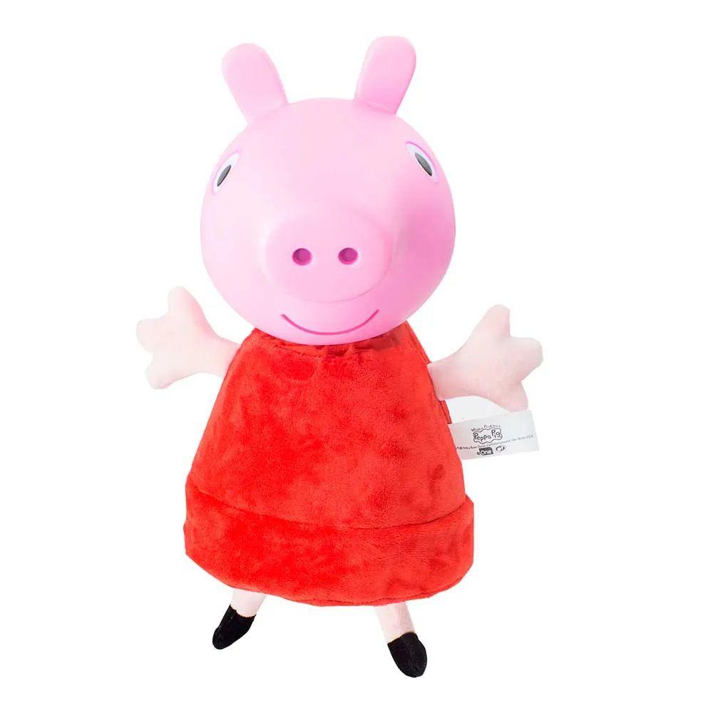 Boneca Minha Primeira Peppa Pig com Som - Estrela