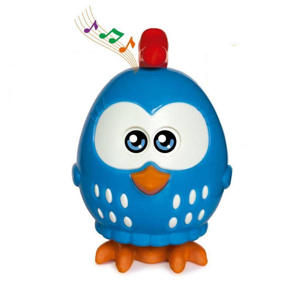 Boneca Mini Galinha Pintadinha Musical - Elka