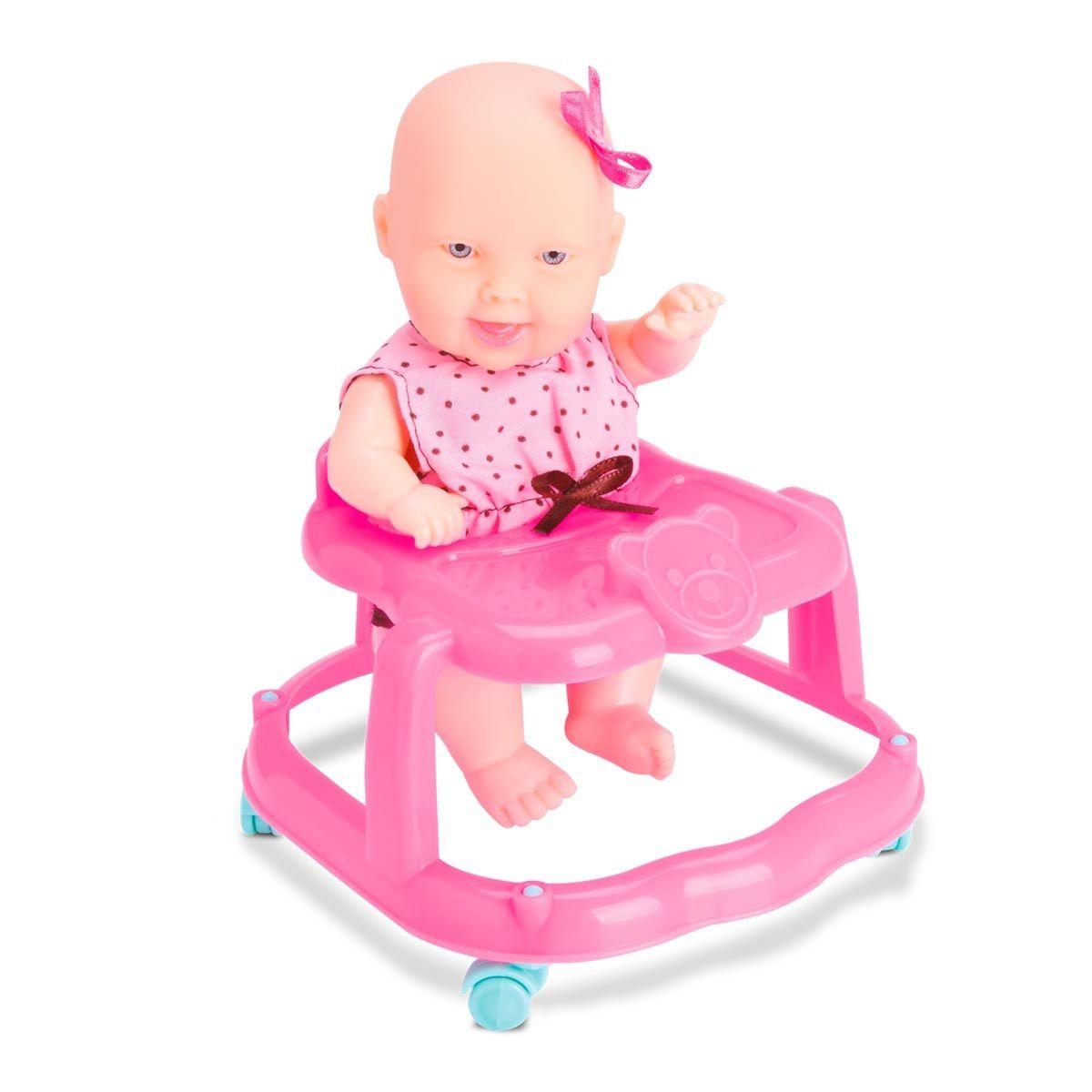 Boneca Mini Miudinhas Casinha - Diver Toys