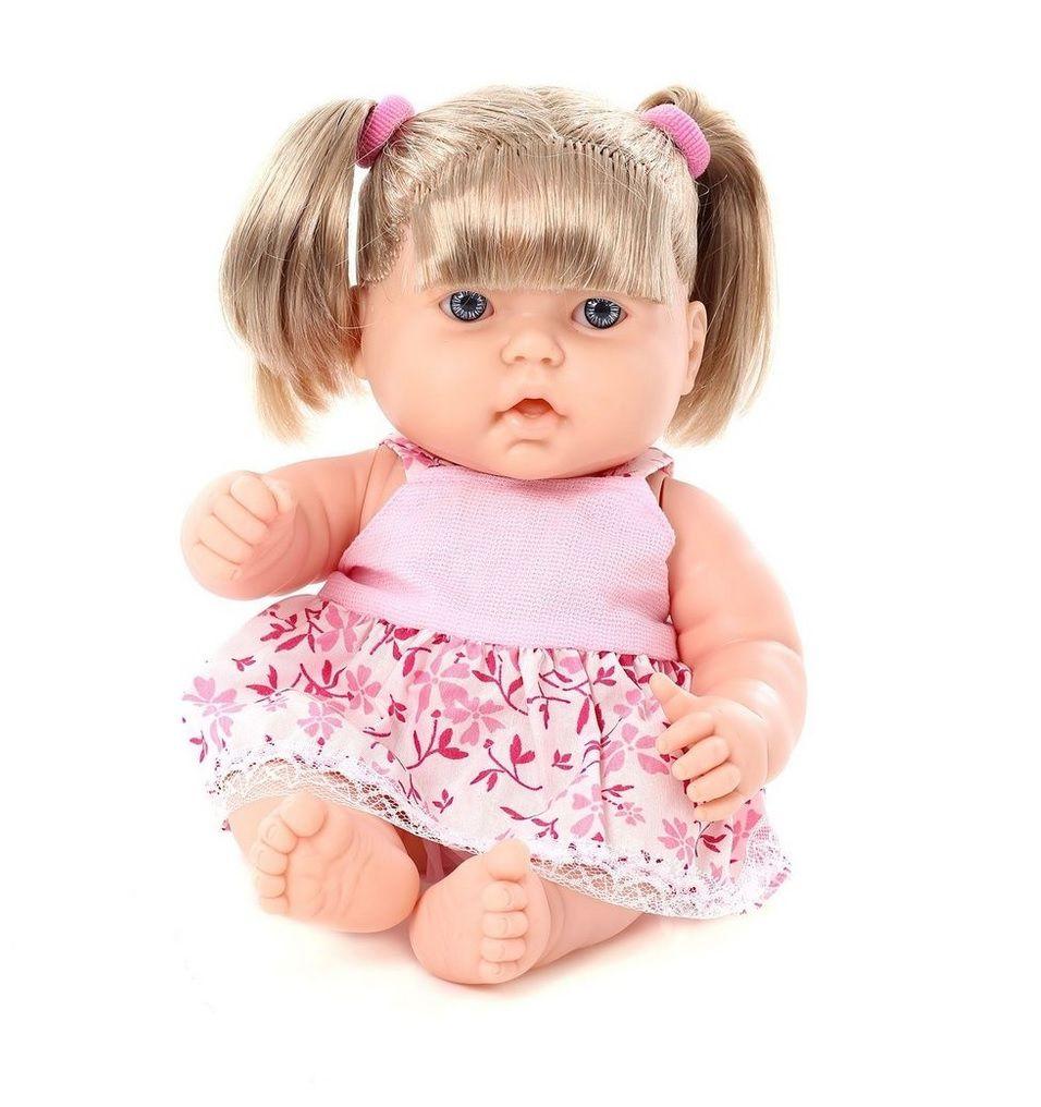 Boneca Neneca com Cabelo - Super Toys