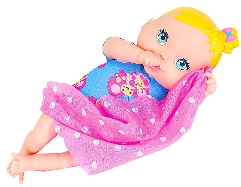 Boneca Neném Nanando - Super Toys