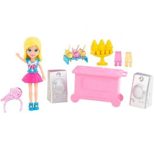 Boneca Polly Pocket Carnaval de Sorvetes - Mattel