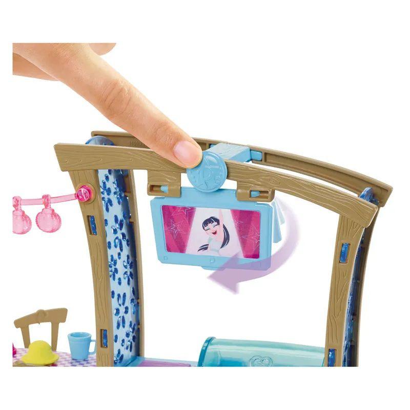 Boneca Polly Pocket Churrasco Divertido - Mattel