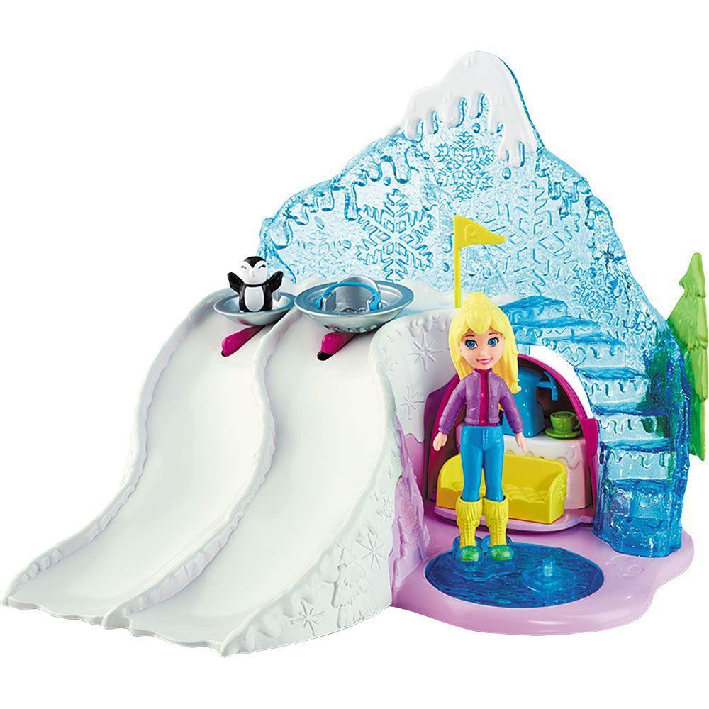 Boneca Polly Pocket Férias - Mattel