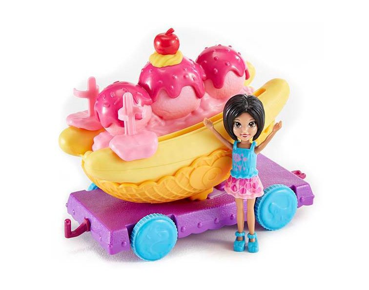 Boneca Polly Pocket - Mattel