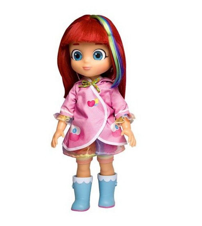 Boneca Rainbow Ruby - Baby Brink
