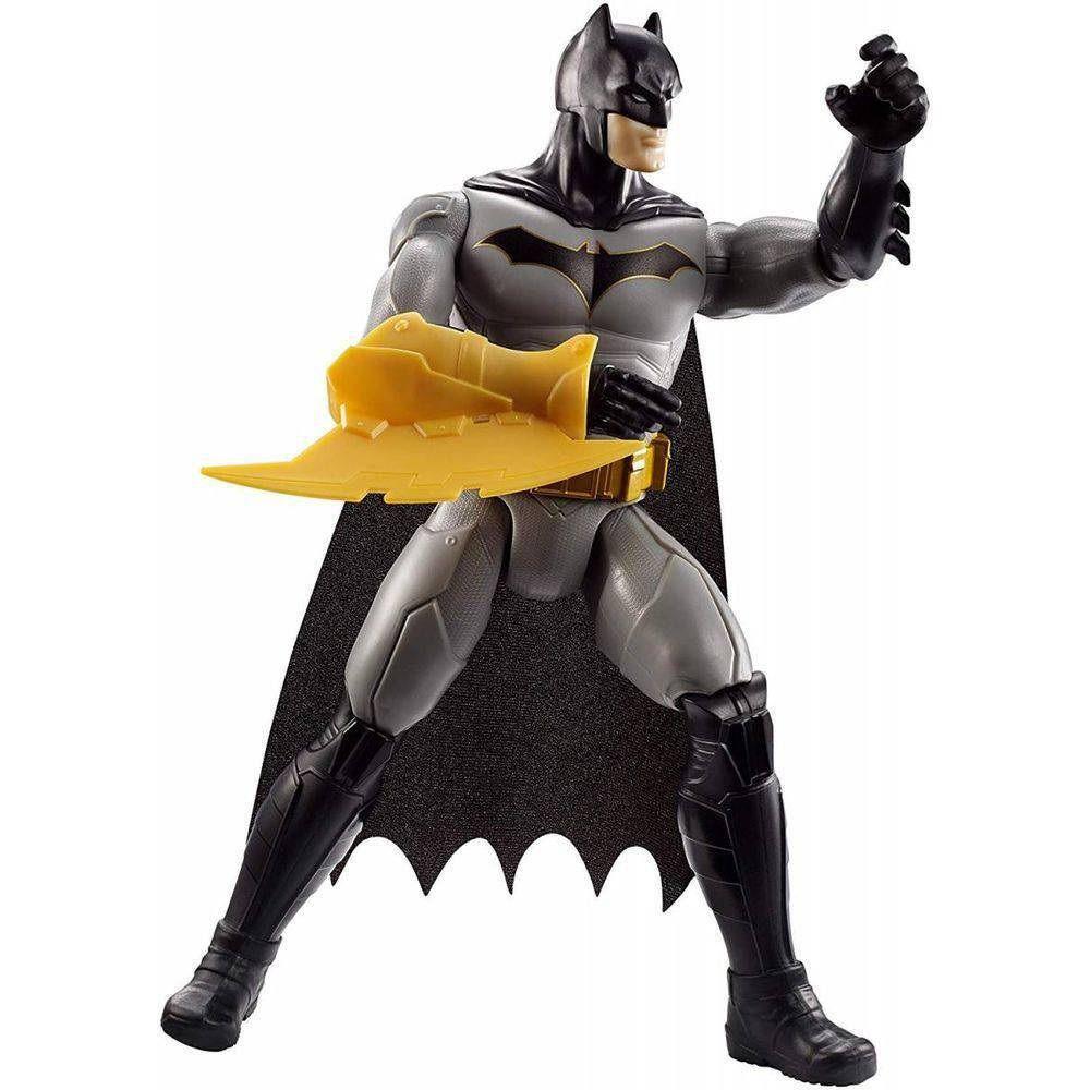 Boneco Articulado Batman Missões Ataque com Discos - Mattel