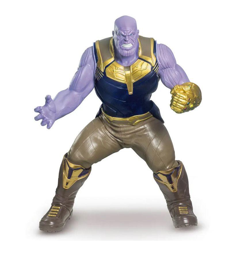 Boneco Articulado Marvel Os Vingadores Guerra Infinita Thanos Grande - MIMO