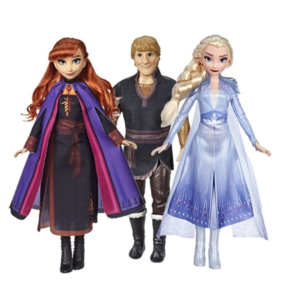 Boneco(a) Disney Frozen II - Hasbro