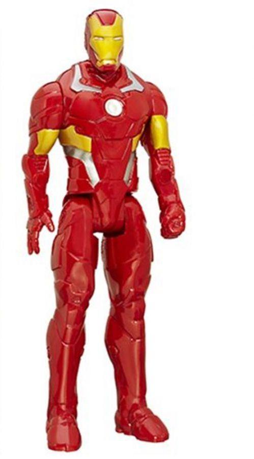 Boneco Avengers Titan Herd Series Iron Man Marvel - Hasbro