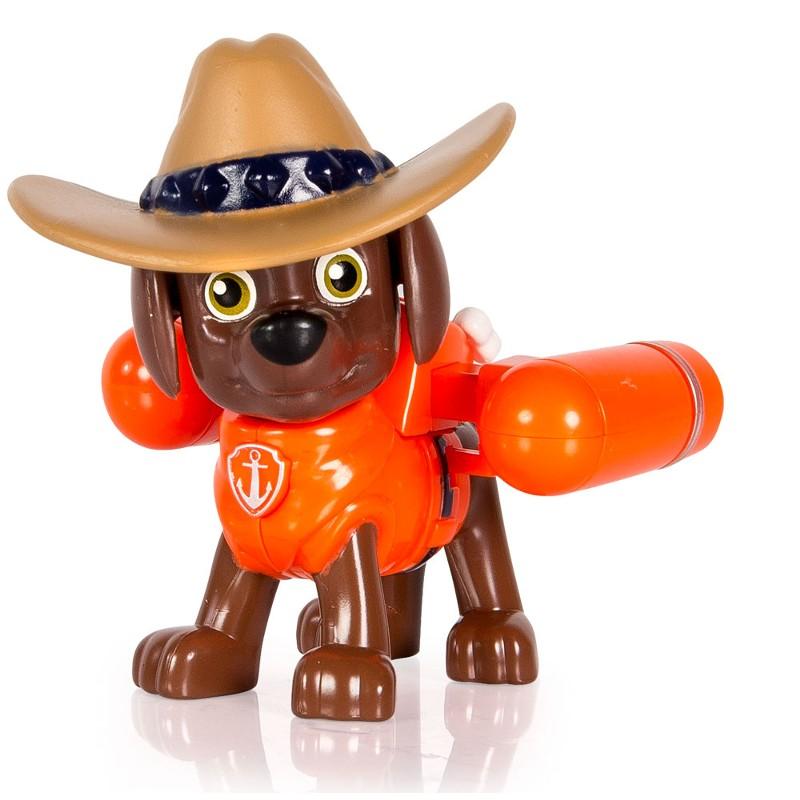 Boneco com Mecanismo Patrulha Canina Zuma Cowboy - Sunny