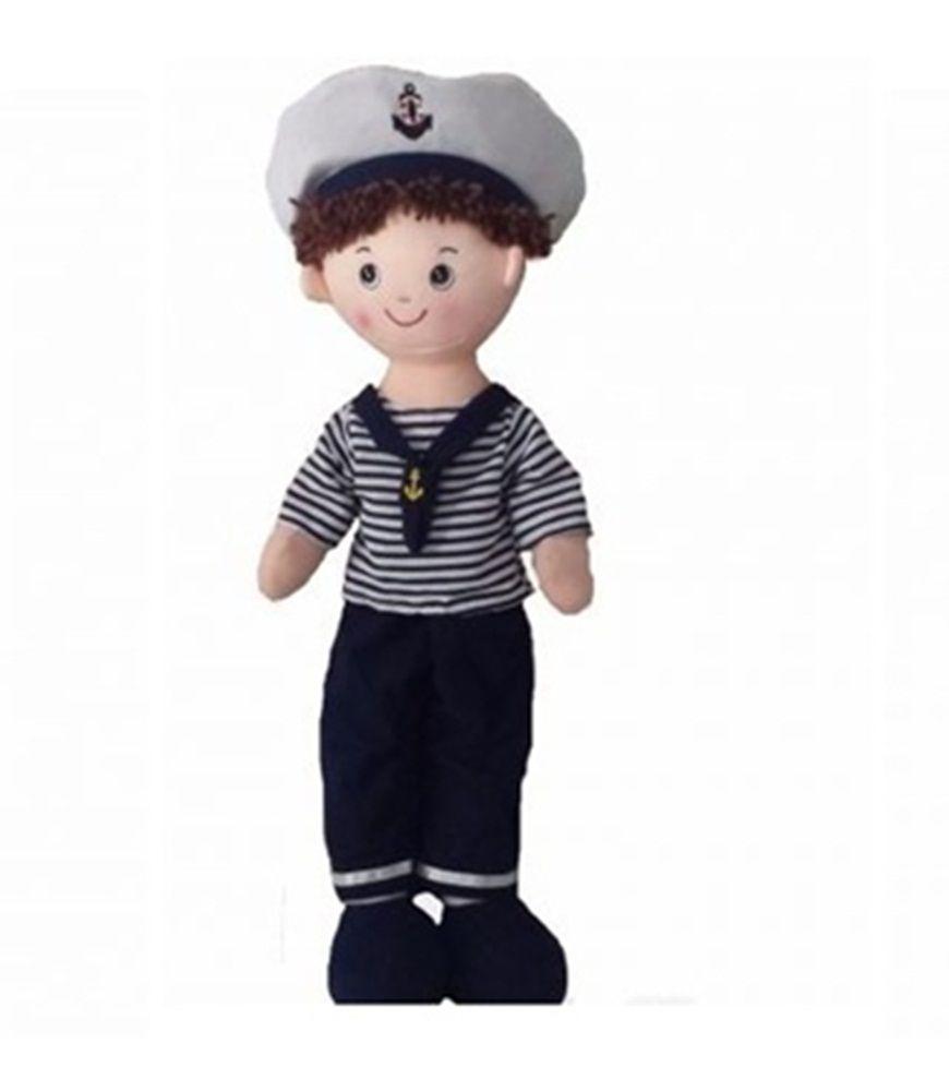 Boneco de Pano Marinheiro - Fizzy