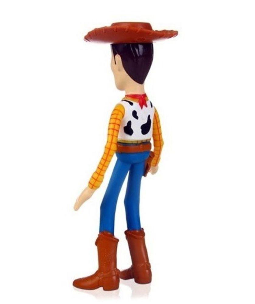 Boneco de Vinil Disney Pixar Toy Story Woody - Lider Brinquedos