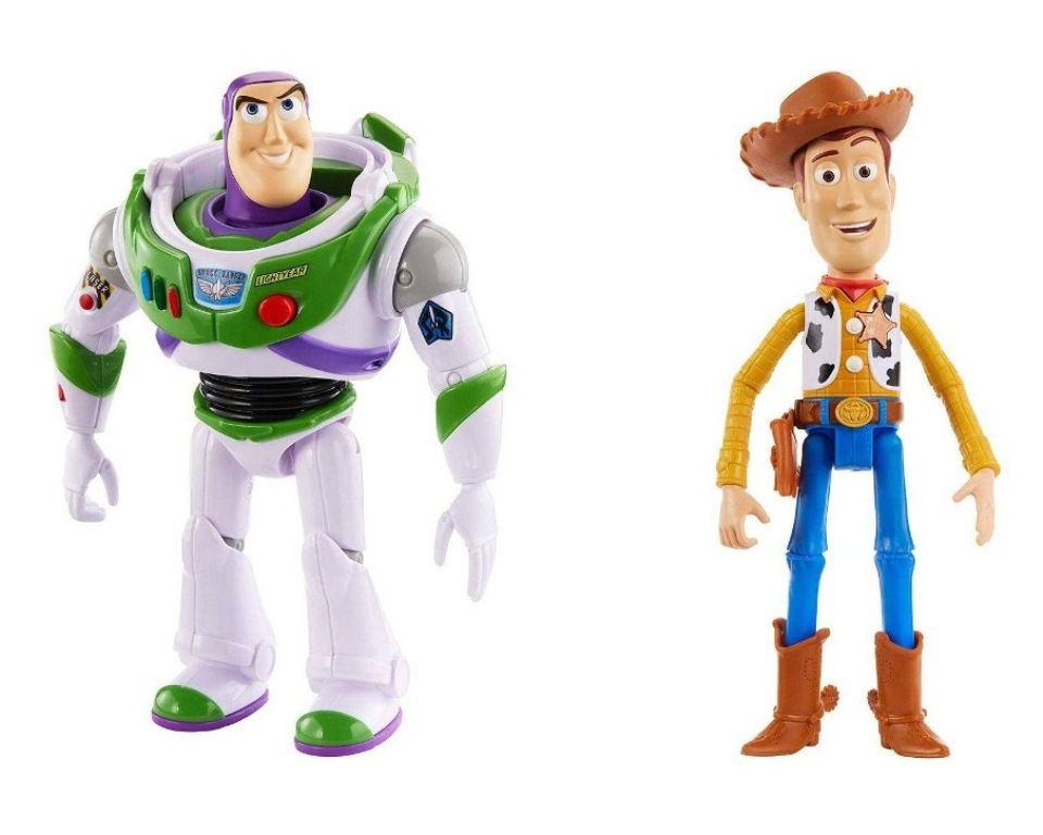 Boneco Disney Pixar Toy Story 4 True Talkers com Som - Mattel