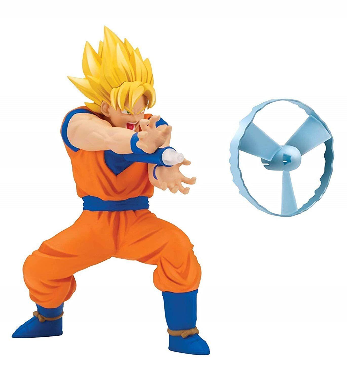 Boneco Dragon Ball Super Lançador Circulo de Fogo - Brinquedos Chocolate