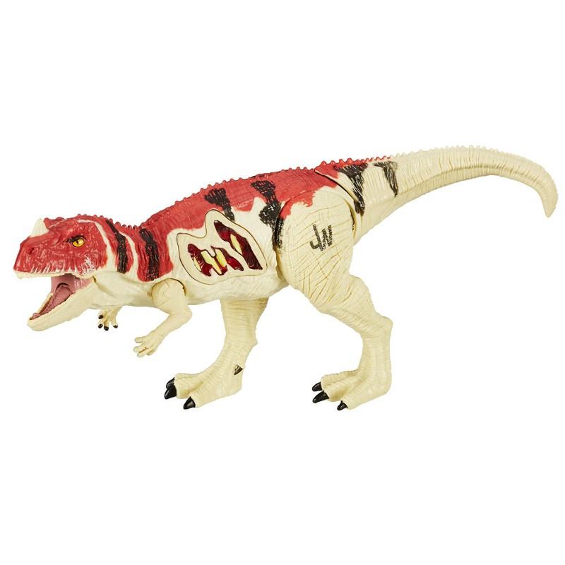 Dinossauro Jurassic World Dino Com Luz Ceratosaurus - Hasbro