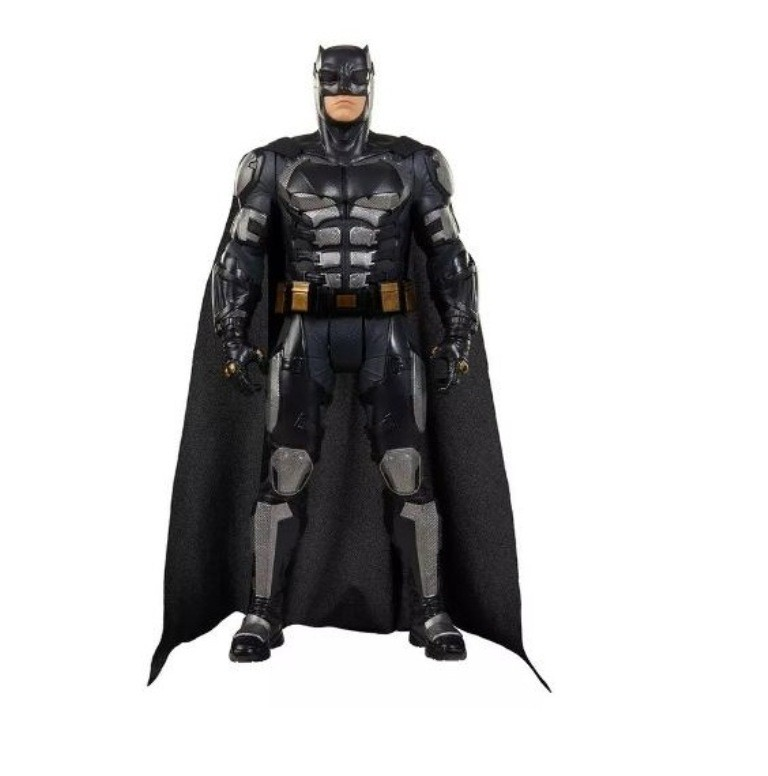 Boneco Justice League Batman Uniforme Tático - Mimo