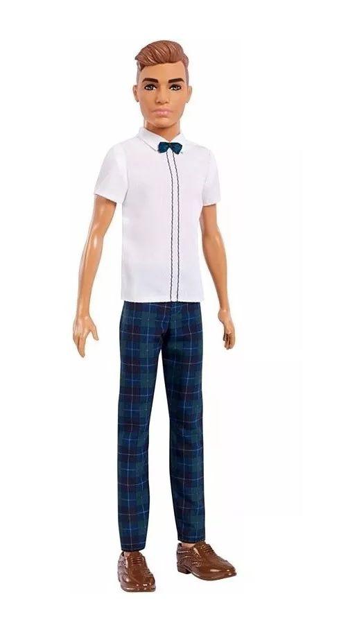 Boneco Ken Fashionistas - Mattel