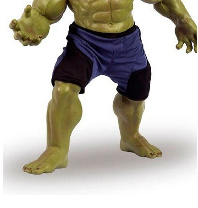 ... Boneco Marvel Avengers Age Of Ultron Initiative Hulk Grande - MIMO -  Descalshop ... bbe61cf09a9