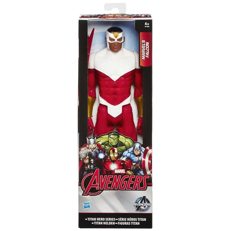 Boneco Marvel Avengers Titan Hero Series 30 cm Falcon - Hasbro