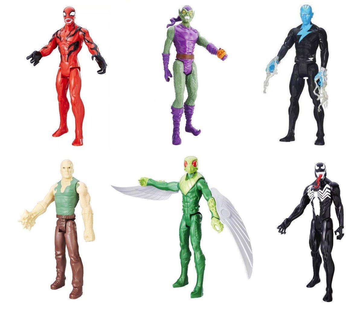 Boneco Marvel Homem Aranha Titan Hero Series - Hasbro