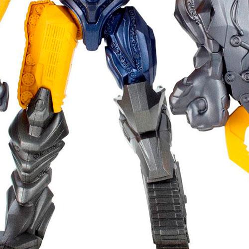 Boneco Max Steel Makino Demolição Total Battle - Mattel