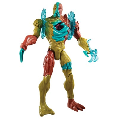 Boneco Max Steel Morphos Chama Maligna - Mattel