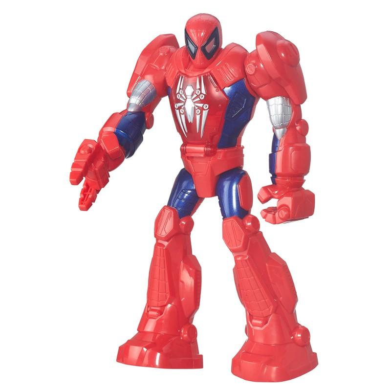 Boneco Playskool Heroes Marvel Super Hero Adventures Spider-Man 30cm - Hasbro