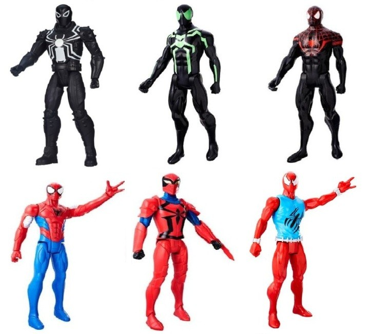 Boneco Spider Man Titan Hero Series - Hasbro
