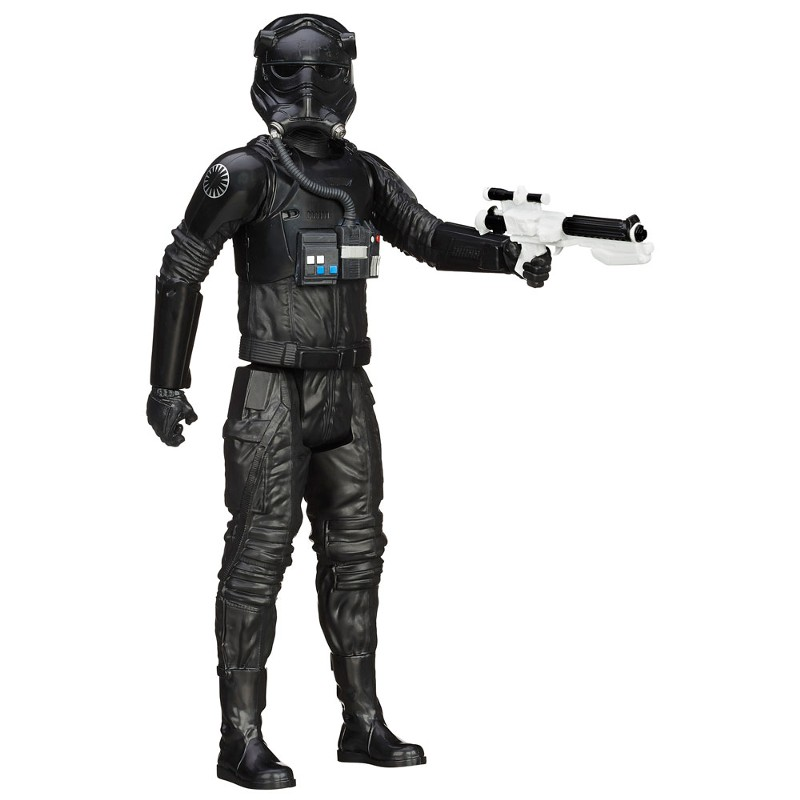 Boneco Star Wars Episódio VII Tie Fighter Pilot - Hasbro